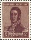 [Definitive Issues - General San Martin, type CJ23]