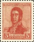 [Definitive Issues - General San Martin, type CJ24]