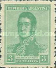 [Definitive Issues, General San Martin, type CJ33]