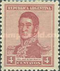 [Definitive Issues, General San Martin, type CJ35]