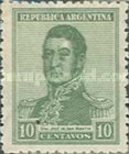 [Definitive Issues, General San Martin, type CJ37]