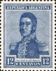 [Definitive Issues - General San Martin, type CK18]