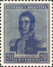 [Definitive Issues - General San Martin, type CK19]