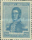 [Definitive Issues, General San Martin, type CK21]