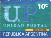 [Postal Agents Stamps - Self Adhesive, Typ CLP]