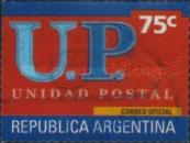 [Postal Agents Stamps - Self Adhesive, Typ CLP3]