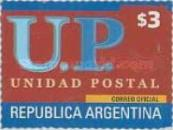 [Postal Agents Stamps - Self Adhesive, Typ CLP5]
