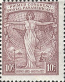 [The First Pan American Postal Congress, Typ CR2]