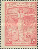 [The First Pan American Postal Congress, Typ CR3]