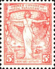 [The First Pan American Postal Congress, Inscription BUENOS AIRES + AGOSTO DE 1921, Typ CS]