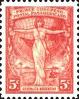[The First Pan American Postal Congress, Inscription