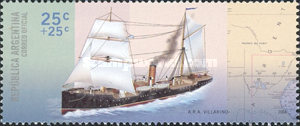 [Argentine Philately - Naval Carriers, Typ CWC]