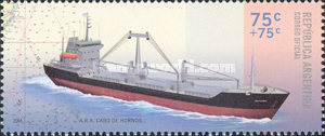 [Argentine Philately - Naval Carriers, Typ CWF]