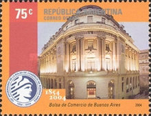 [Commemorative - 150th Anniversary of the Buenos Aires Commodities Exchange, Typ CWX]