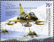 [The 25th Anniversary of the South Atlantic Conflict, Typ DDI]