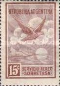 [Airmail - Airplane and Birds, Typ DE]