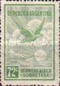 [Airmail - Airplane and Birds, Typ DE4]