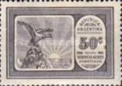 [Airmail - Airplane and Birds, Typ DG1]