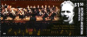 [The 200th Anniversary of the Buenos Aires Philharmonic, Typ DKR]