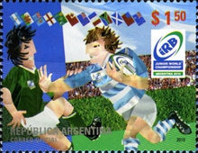 [World Rugby Junior Championship, Argentina, Typ DLR]