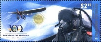 [The 100th Anniversary of Argentine Military Aviation, Typ DPS]