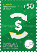 [UP Stamp, Typ DUB]