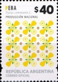 [Definitives - Fruits, Typ DYP]