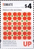 [Definitives, UP - Vegetables, Typ DYV]