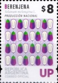 [Definitives, UP - Vegetables, Typ DYX]