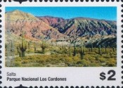 [Definitives - National Parks, type ECD]