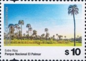 [Definitives - National Parks, type ECF]