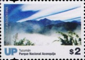 [UP Definitives - National Parks, type ECP]