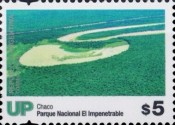 [UP Definitives - National Parks, type ECQ]