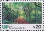 [UP Definitives - National Parks, type ECS]