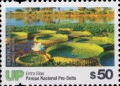 [UP Definitives - National Parks, type ECU]