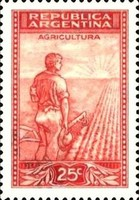 [Defintive Issues - Agriculture, Not Watermarked, Typ EQ2]