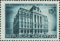 [Universal Postal Congress, Buenos Aires, Typ FE]