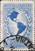 [The 50th Anniversary of the Pan American Union, Typ FP]