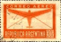 [Airmail, type FV]