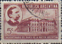 [The 50th Anniversary of the National Bank, Typ GB]
