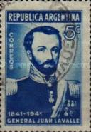 [The 100th Anniversary of the Death of General Juan Lavalle, 1797-1841, Typ GC]