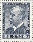 [The 100th Anniversary of the Birth of Jose Camilo Paz, 1842-1912, Typ GJ]