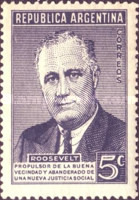 [The Death Anniversary of President Roosevelt, Typ HL]