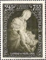 [Airmail - Eva Peron Foundation Fund, Typ MB]
