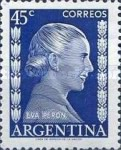 [Eva Peron, type MC6]
