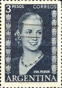 [Eva Peron - Inscription