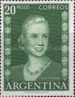 [Eva Peron, type MS1]