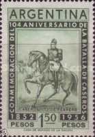 [The 104th Anniversary of the Battle of Caseros, Typ NU]