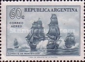 [Airmail - The 100th Anniversary of the Death of Admiral Guillermo Brown, Typ OL]