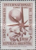 [Airmail - International Tourist Congress, Buenos Aires, Typ OU]
